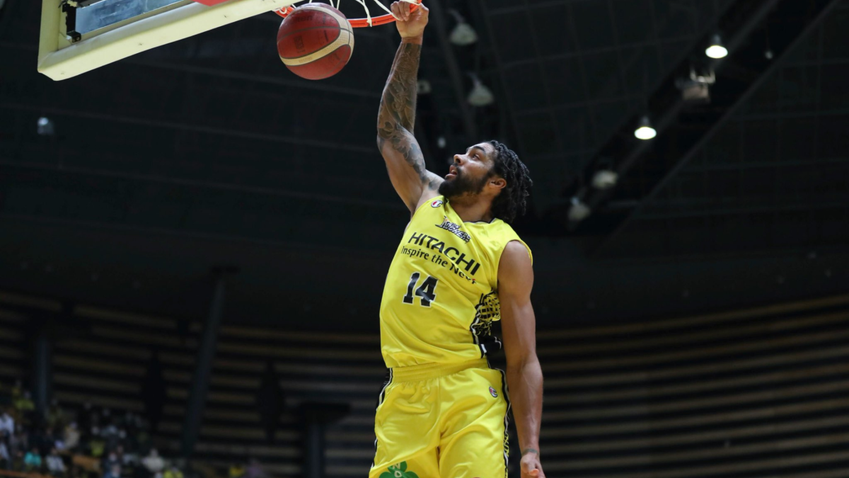 James Michael McAdoo Signs Contract Extension In Japan